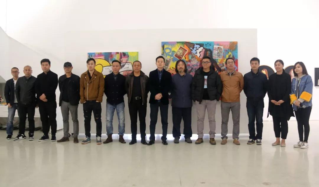 2018上海青年艺术博览会全国巡展——北京站【开幕现场】
