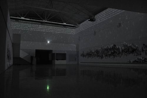 """""""弥漫•北京""""威尼斯双年展中国馆北京再现"""