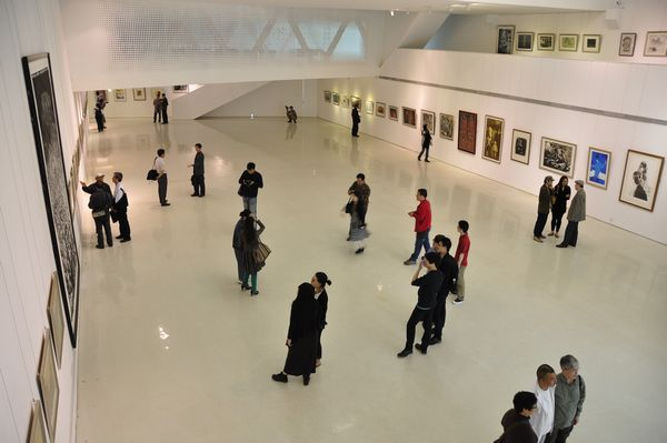 """""""聚焦•经典""""2012—中国版画精品展于4月27日在悦·美术馆开幕"""